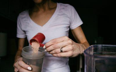 Brug af proteinpulver ved styrketræning